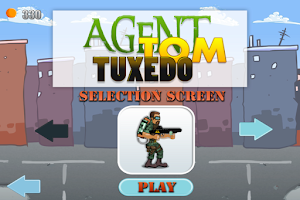 Screenshot of Agent Tom Tuxedo