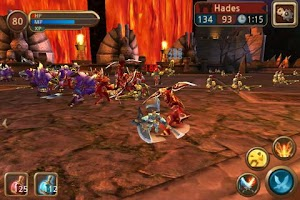 Screenshot of Castle Master 3D