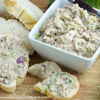 Fully Loaded Tuna Salad