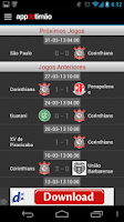 Screenshot of S.C Corinthians Paulista