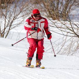 Winter enjoyment by Stanislav Horacek - Sports & Fitness Snow Sports
