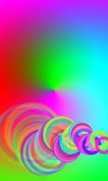 Screenshot of Color Ripple for Toddlers Pro