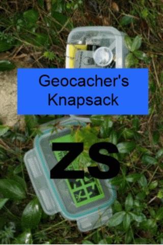 Geocacher's Knapsack