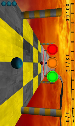 Skyball 3D Racing game