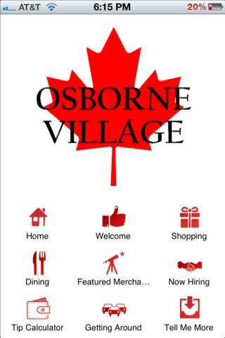 Osborne Village Official App