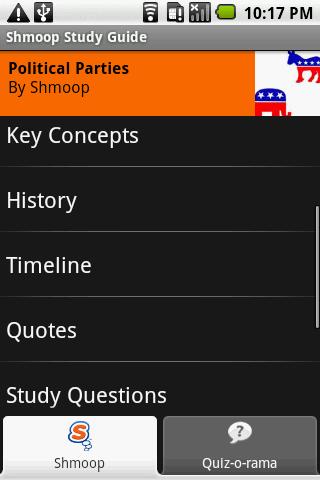 Political Parties: Shmoop