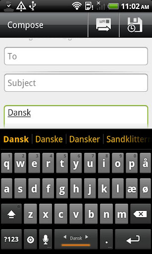 Danish LP for GK