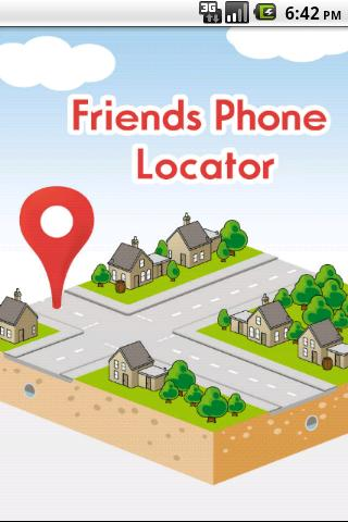 Friends Phone Locator