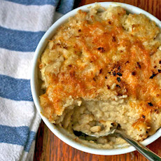 Dinner Tonight: Cauliflower Macaroni and Cheese