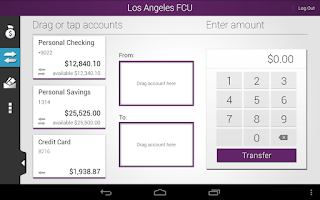 Screenshot of Los Angeles FCU (LAFCU)
