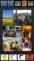 Screenshot of CutCut Photo Collage Maker