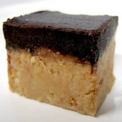 Peanut Butter Candy Bars