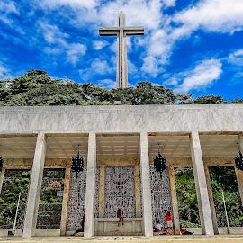 Mount Samat National Shrine by Arellano Galdo - Buildings & Architecture Public & Historical