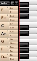 Screenshot of Piano App! Songwriting & Play