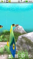Screenshot of 3D Undersea