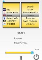 Screenshot of British Radio (UK Radio)