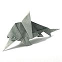 恐竜折り紙15 【イクチオサウルス】 icon