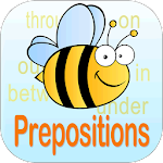 Prepositions Flashcards APK Image