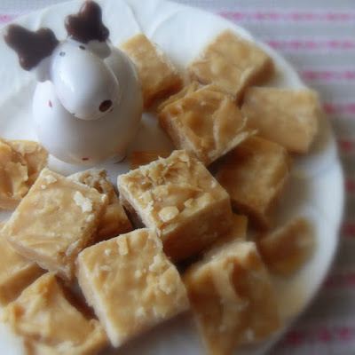 Mom's Peanut Butter Fudge