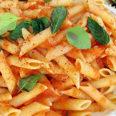 French in a Flash: Penne with Piment d'Espelette