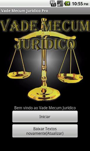 Vade Mecum Juridico Pro