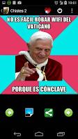 Screenshot of Spanish Jokes 2