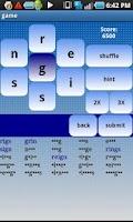 Screenshot of Spellathon : word game