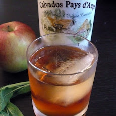 Apple Sage Old Fashioned