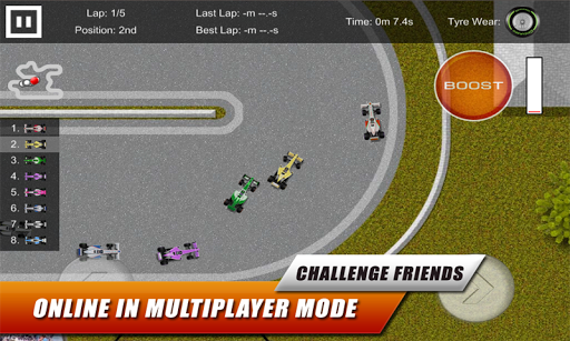 Formula GP Racing Pro - screenshot