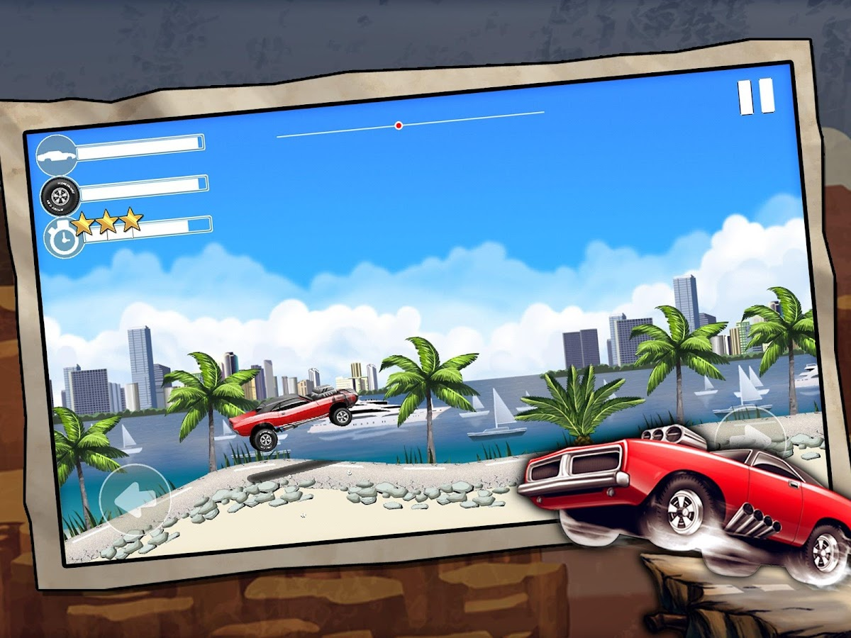 Stunt Car Challenge 2 Screenshot 13