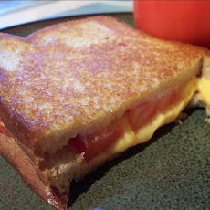 My Favorite Grilled Cheese