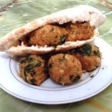Super Quick Falafel!