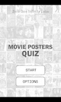 Screenshot of Movie Posters Quiz