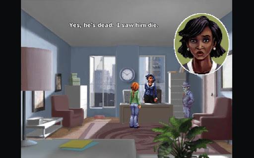 Blackwell 3: Convergence - screenshot