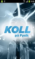 Screenshot of Koll på Fysik [Gratis]