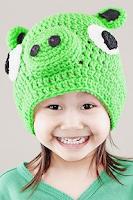 Screenshot of Crochet Bonnet Tutorial