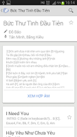 Screenshot of Hợp Âm Chuẩn - Hop Am Guitar