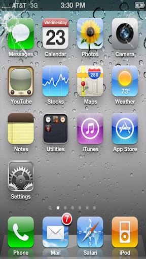 打破iPhone 4S