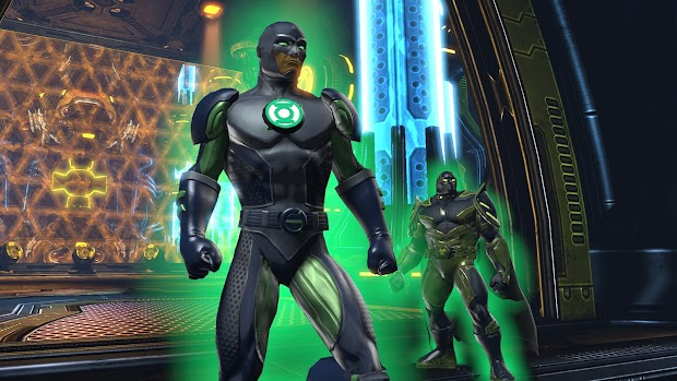 Game update 34 arrives for DC Universe Online