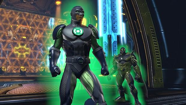 Game update 34 arrives for DC Universe Online