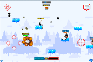 Screenshot of Mobi Army