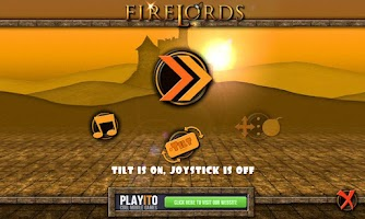 Screenshot of FireLords HD