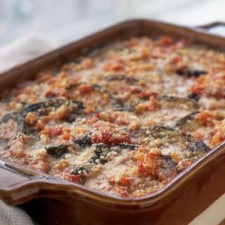 No Egg Eggplant Parmesan Recipes