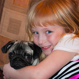 PUG LOVE by Dawn Paul - Babies & Children Children Candids