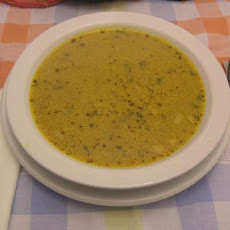 Croatian Zagorje Potato Soup