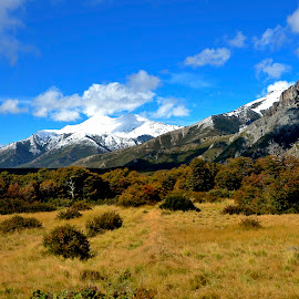 Patagonia by Tyrell Heaton - Landscapes Travel