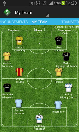 startelvan for android screenshot