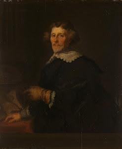 RIJKS: Joachim von Sandrart: painting 1700