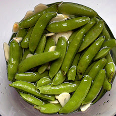 Pickled Sugar Snap Peas