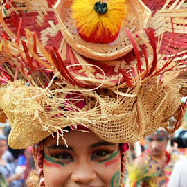 Hat by Agus Natadijaya - News & Events Entertainment ( woman, people )